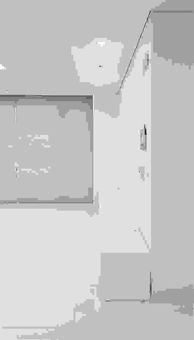 주상복합40평형인테리어 모던스타일 거실 by 디자인모리 모던