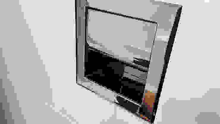 주상복합40평형인테리어 모던스타일 욕실 by 디자인모리 모던