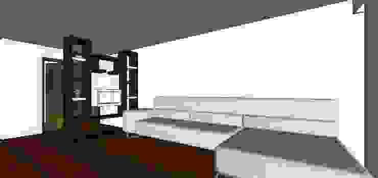 proyecto salitre Salas de estilo minimalista de Mobelmuebles Minimalista