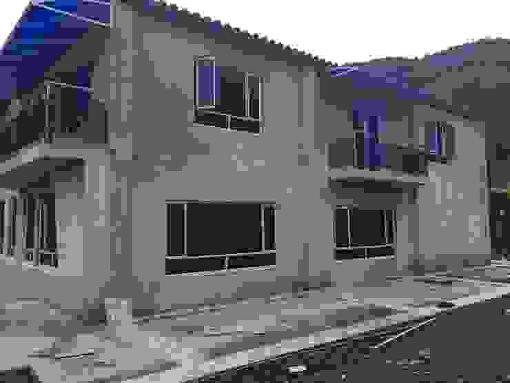 Obra casa M Casas modernas de Mobelmuebles Moderno