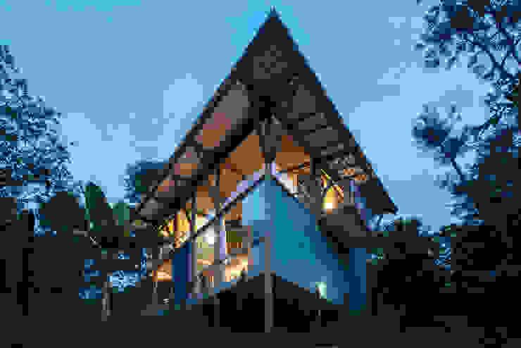 Casas de estilo  por JOAO DINIZ ARQUITETURA, Moderno