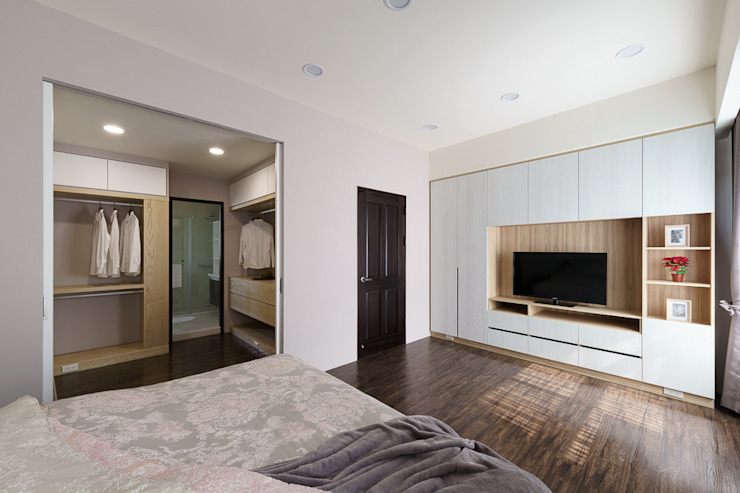 善化 貝森朵夫二期 橡樹設計Oak Design 臥室