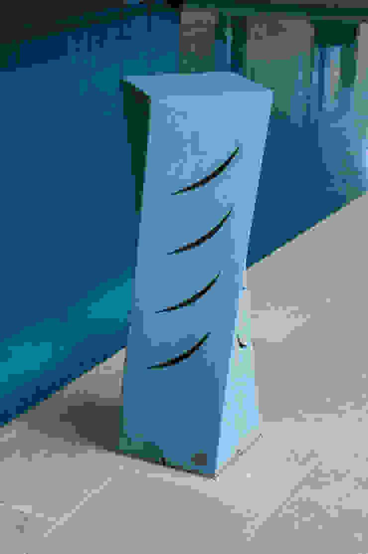 The Furtho in Serene Blue Dark: modern  by Jalu Ltd, Modern