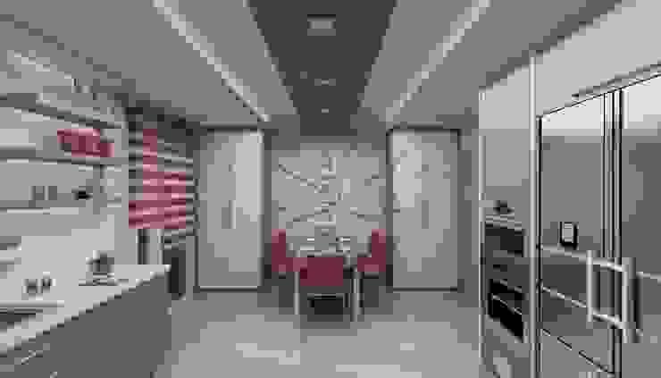Modern kitchen by Kapars Mobilya & Dekorasyon Modern