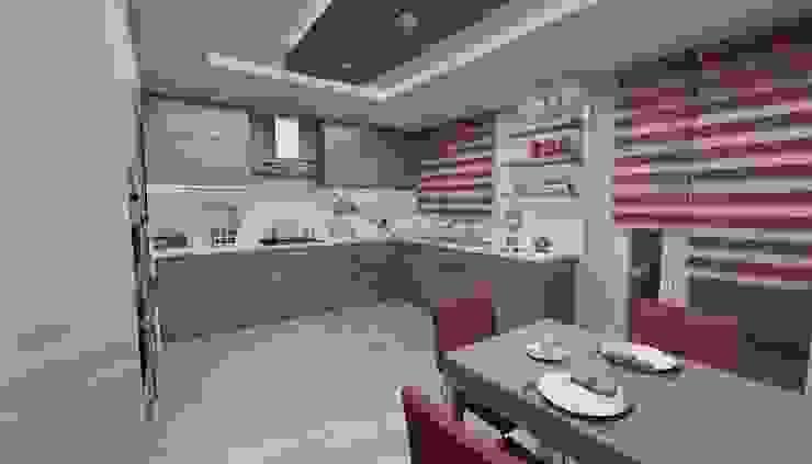 Kapars Mobilya & Dekorasyon Cocinas de estilo moderno