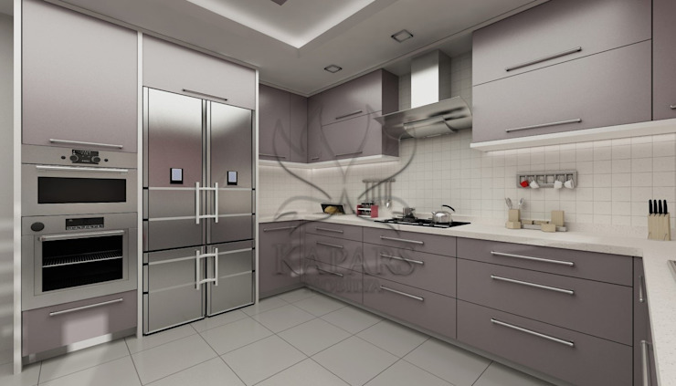 Kitchen by Kapars Mobilya & Dekorasyon,