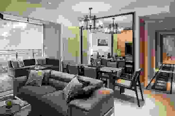 Bartley Residence Interior Design Singapore Minimalist conservatory by Posh Home Interior Design Minimalist