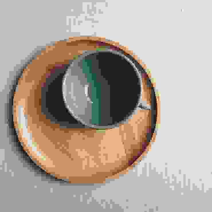 Green tea cup โดย decolish