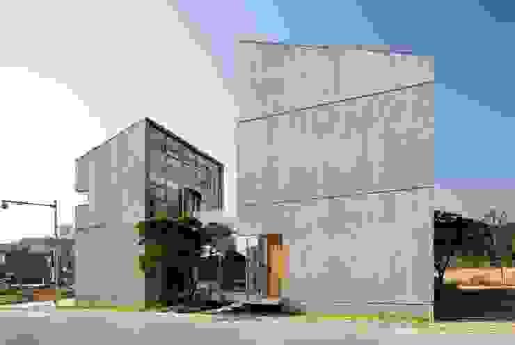 판교동 500-3번지 모던스타일 주택 by 수목피엠 모던