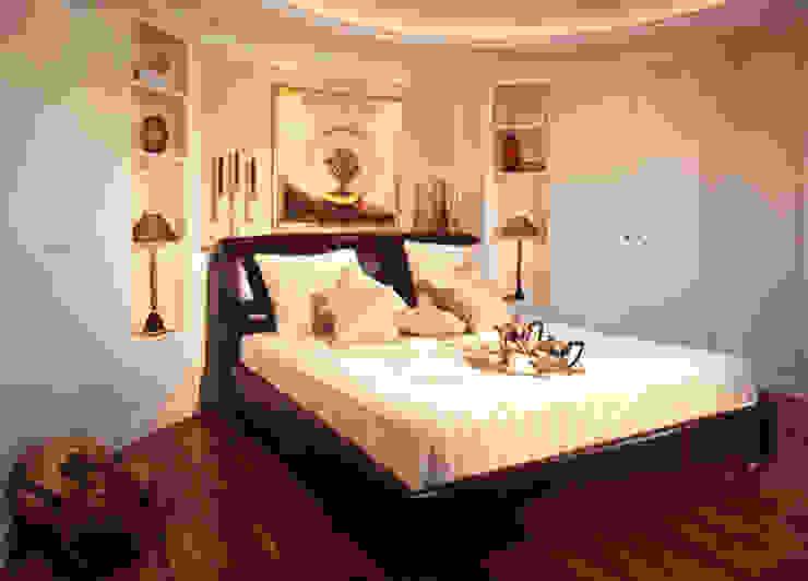 Hunke & Bullmann Modern style bedroom Beige