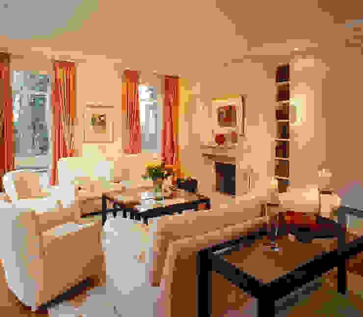 Hunke & Bullmann Living room Amber/Gold
