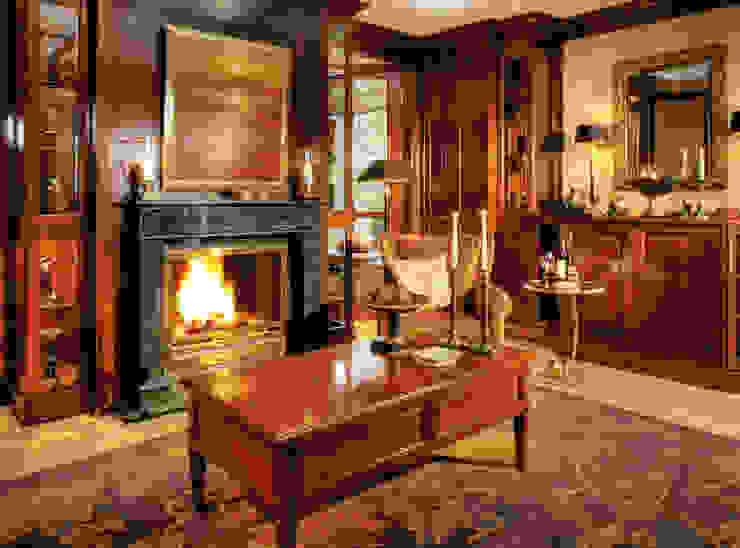 Hunke & Bullmann Living room Brown