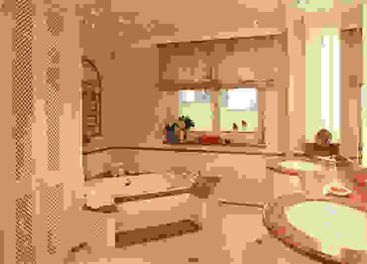 Hunke & Bullmann Classic style bathroom Amber/Gold