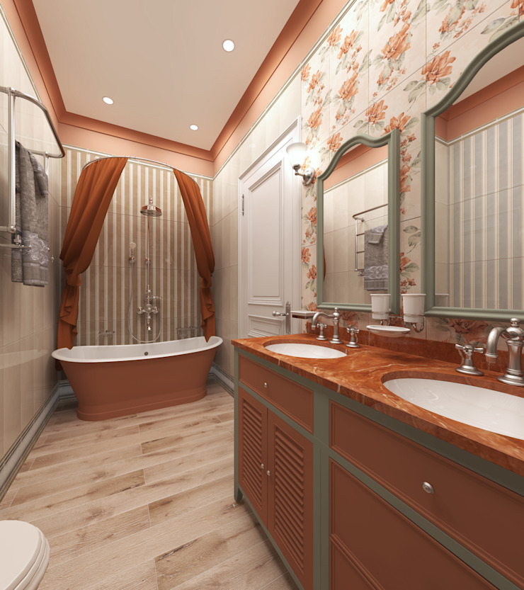 Classic style bathroom by osavchenko Classic