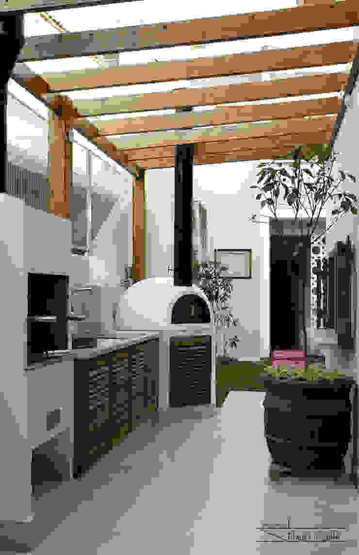 Residencial Liberdade SET Arquitetura e Construções Cozinhas clássicas