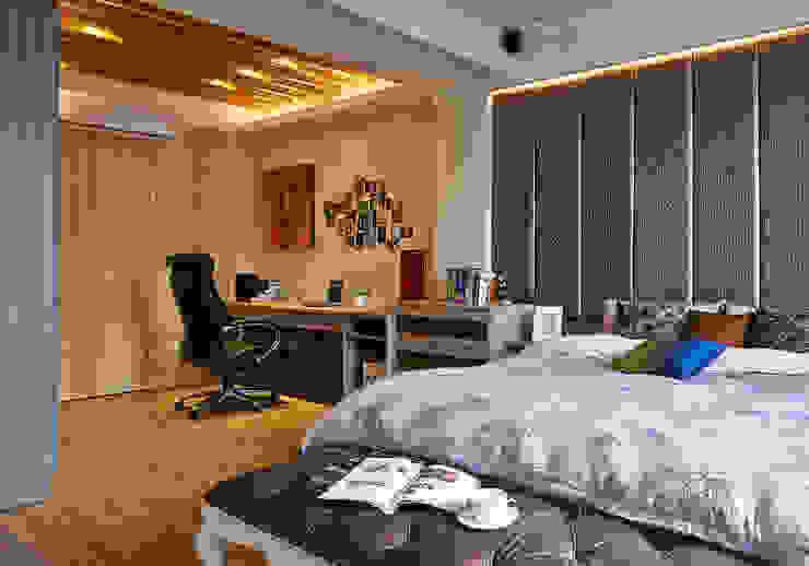 品味混搭設計宅 根據 舍子美學設計有限公司 現代風