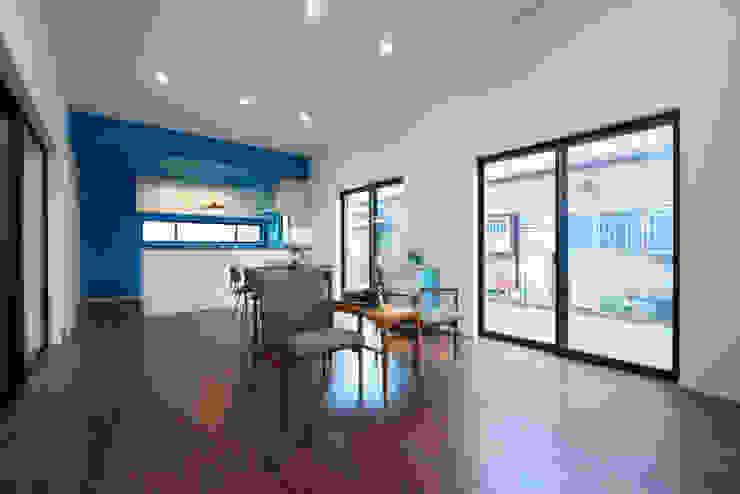 株式会社スタジオ・チッタ Studio Citta Modern living room