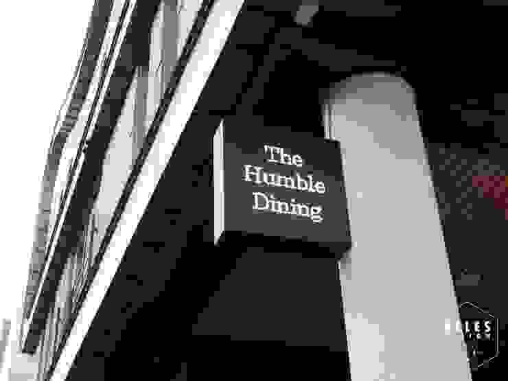 The Humble Dinning by 디자인알레스 인더스트리얼