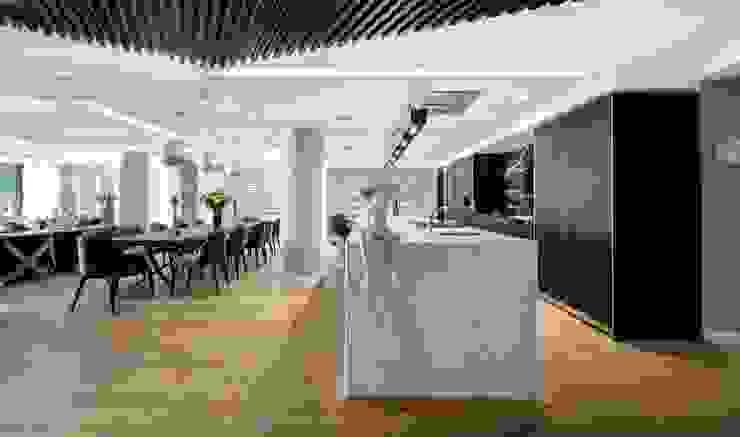Cuisine moderne par Inhouse Moderne