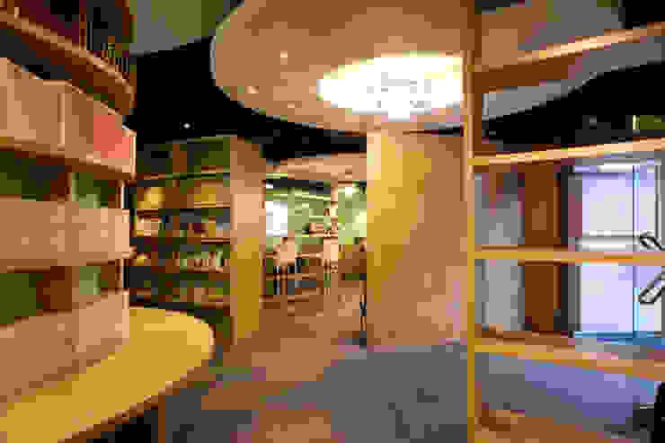 圖書室 根據 果仁室內裝修設計有限公司 北歐風