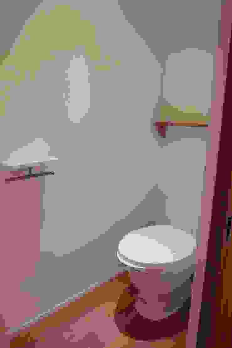 남양주 주택 HAPPY HOUSE 모던스타일 욕실 by bomhousing 모던