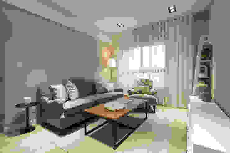 豐悅城-輕美式 根據 宅即變空間微整形 古典風