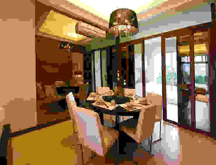 餐廳:  餐廳 by 果仁室內裝修設計有限公司
