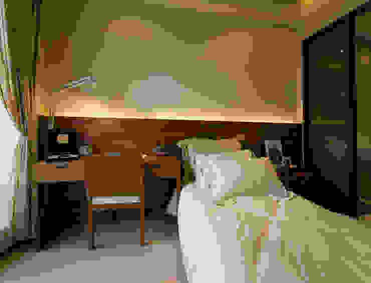 臥室 根據 果仁室內裝修設計有限公司 日式風、東方風