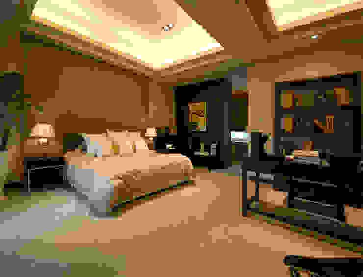 主臥室 根據 果仁室內裝修設計有限公司 日式風、東方風