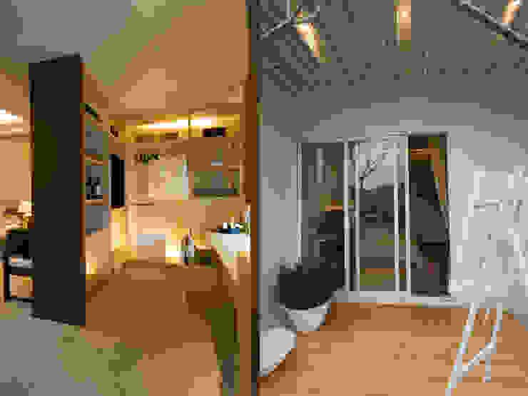 更衣室/陽台 根據 果仁室內裝修設計有限公司 日式風、東方風