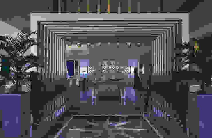 Develi Restaurant Viaport Marina Key Invest Interior Designer Istanbul Modern gastronomy