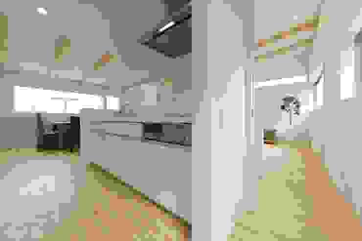 フォーレストデザイン一級建築士事務所 Modern Kitchen