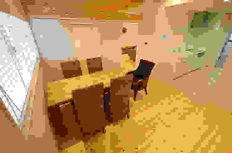フォーレストデザイン一級建築士事務所 Modern Dining Room