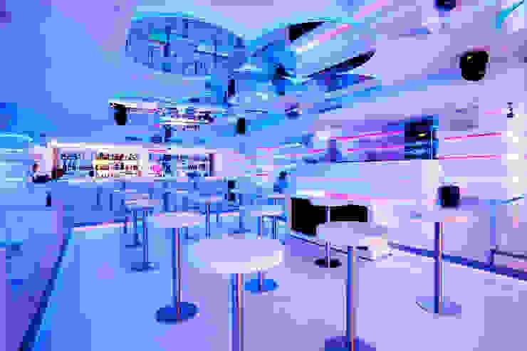Richie Club Key Invest Interior Designer Istanbul Modern bars & clubs