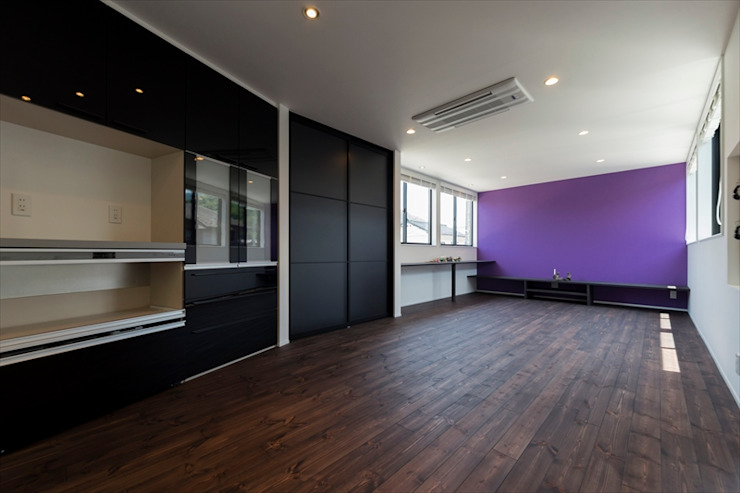 フォーレストデザイン一級建築士事務所 Modern Living Room