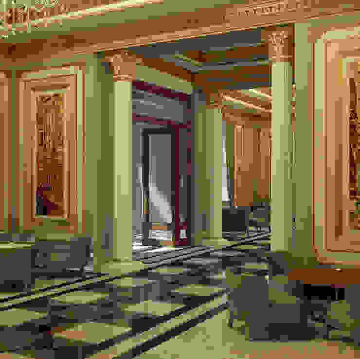 Astrakhanski Hotel Key Invest Interior Designer Istanbul Classic hotels
