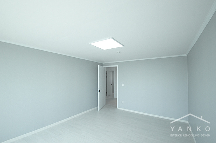 용인 언남동 초록마을 성원상떼빌 아파트 59평 얀코인테리어 모던스타일 미디어 룸