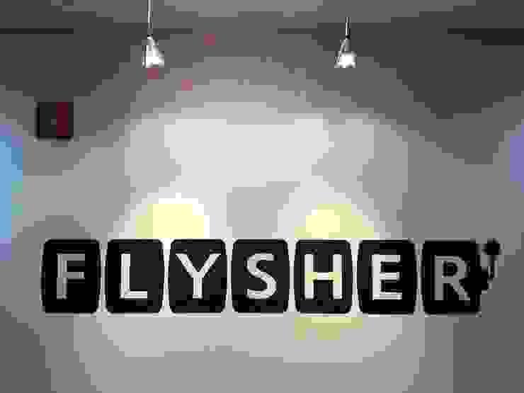 플라이셔 flysher by (주)도시마을건축사사무소 모던