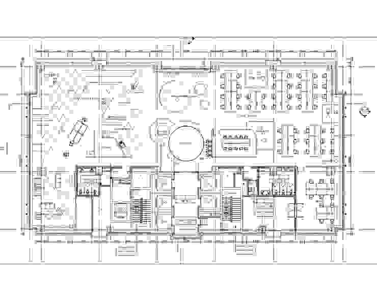 플레이독 playdog soft 모던 스타일 컨퍼런스 센터 by (주)도시마을건축사사무소 모던