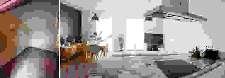 Skandinavische Wohnzimmer von emmme studio Skandinavisch Stein
