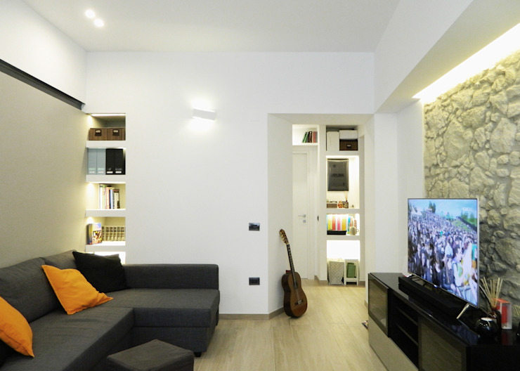 M2Bstudio Modern living room