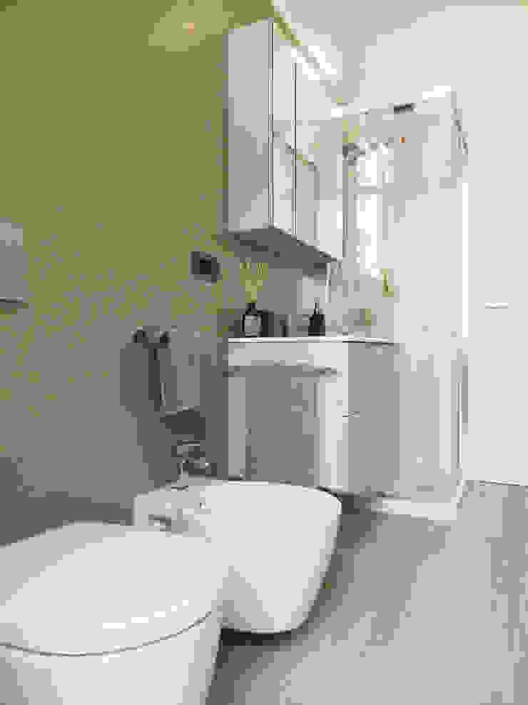 M2Bstudio Modern bathroom