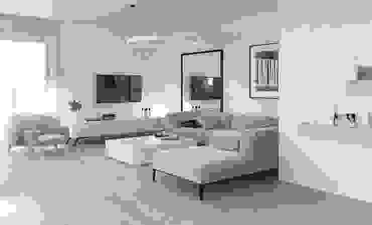 Living room by Mohav Design