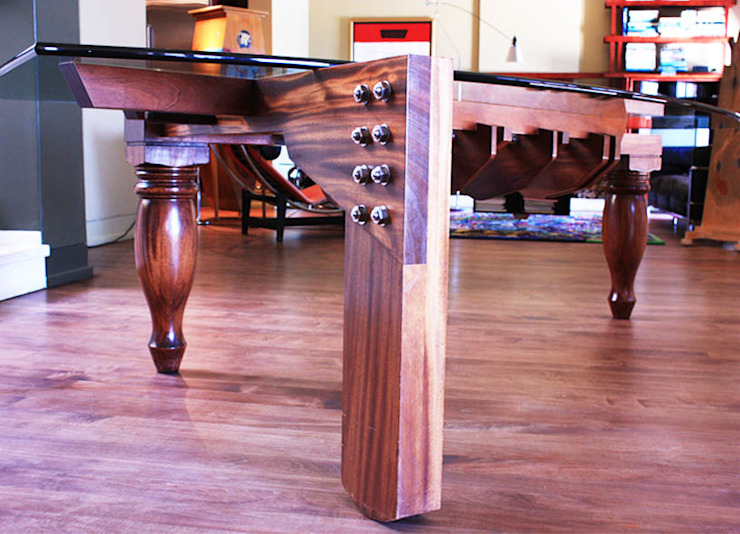 Piano Table: modern  by Inline Spaces Pty Ltd, Modern Solid Wood Multicolored