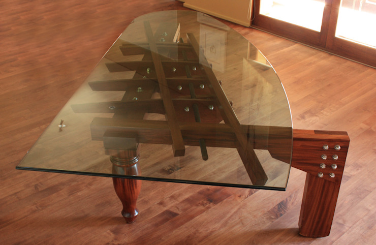 Piano Table: modern  by Inline Spaces Pty Ltd, Modern