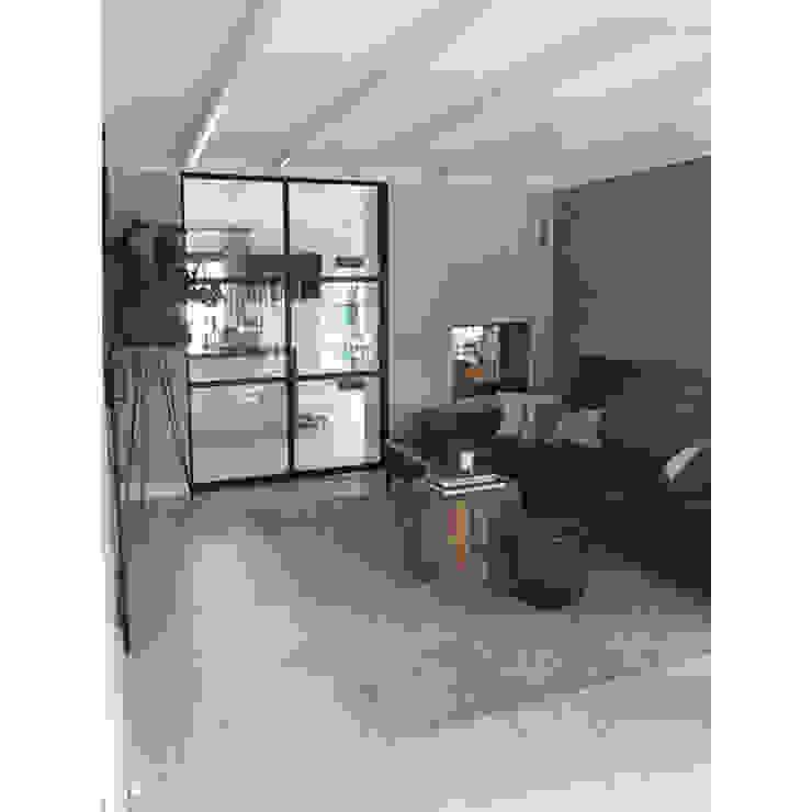 Anne-Carien Interieurarchitect Modern Living Room