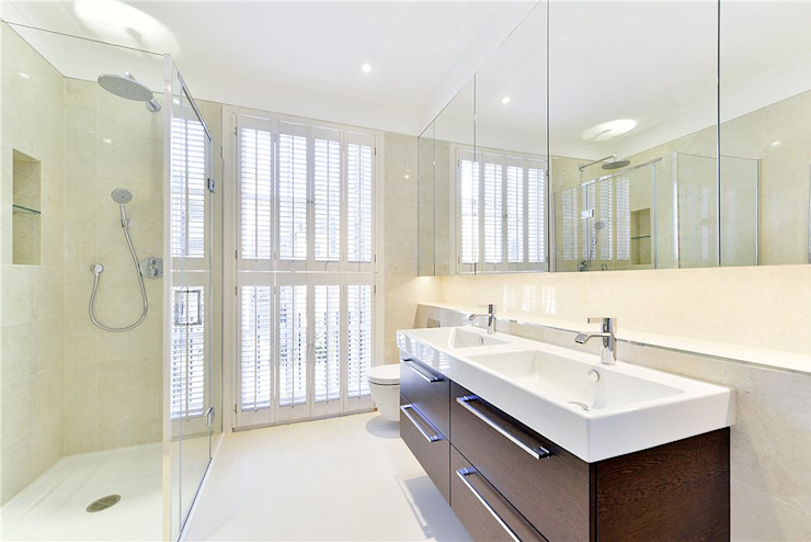 Halsey Street SW3 Modern Bathroom by APT Renovation Ltd Modern