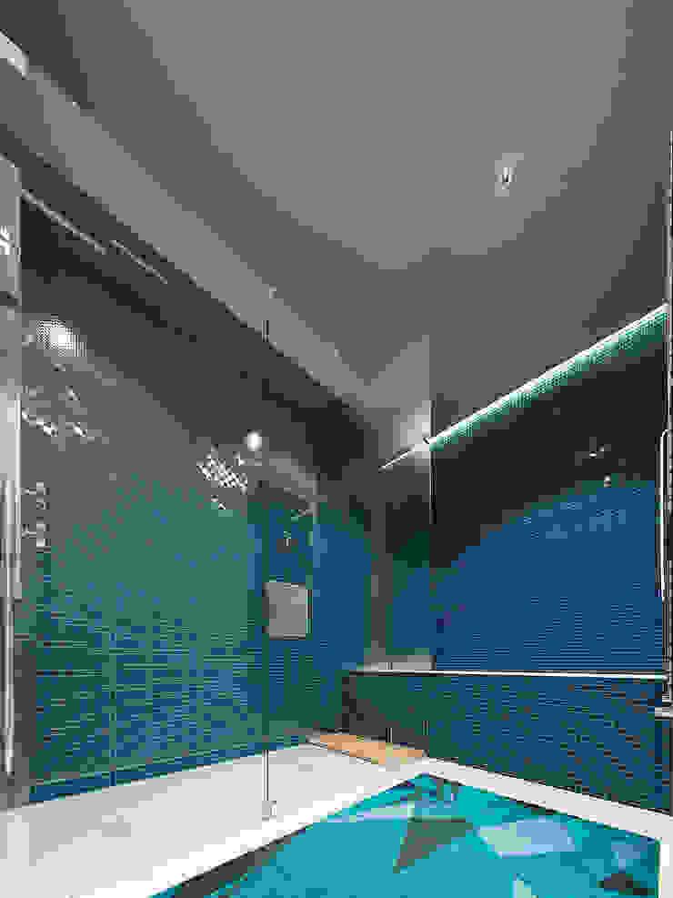 Minimalist style bathroom by Esboçosigma, Lda Minimalist