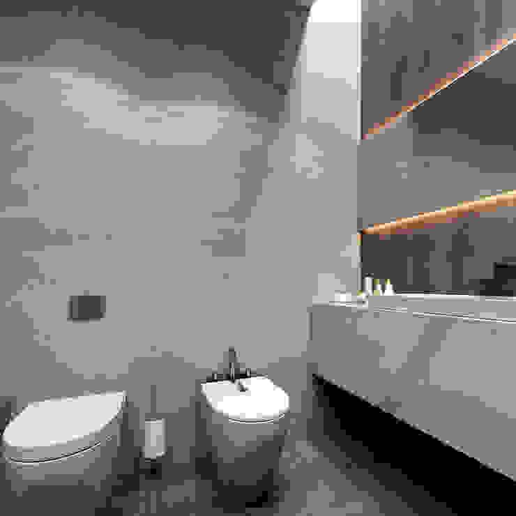 Esboçosigma, Lda Ванная комната в стиле минимализм