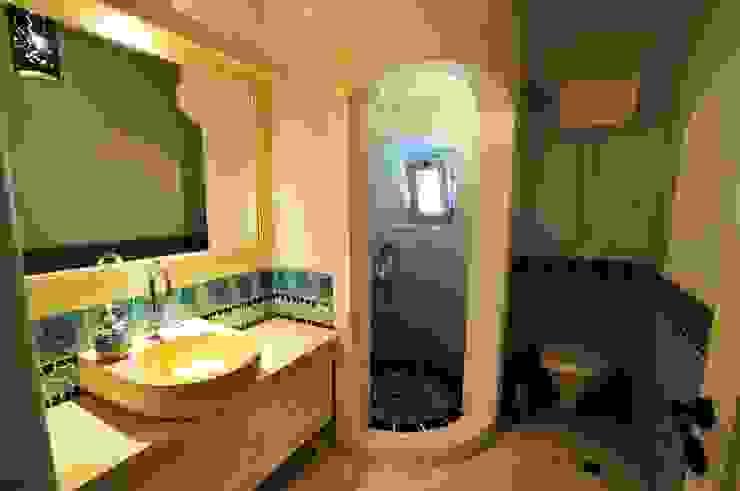 Ebru Erol Mimarlık Atölyesi Akdeniz Banyo homify Akdeniz